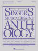 Hal Leonard - The Singers Musical Theatre Anthology Volume 6 - Walters - Soprano Voice - Book