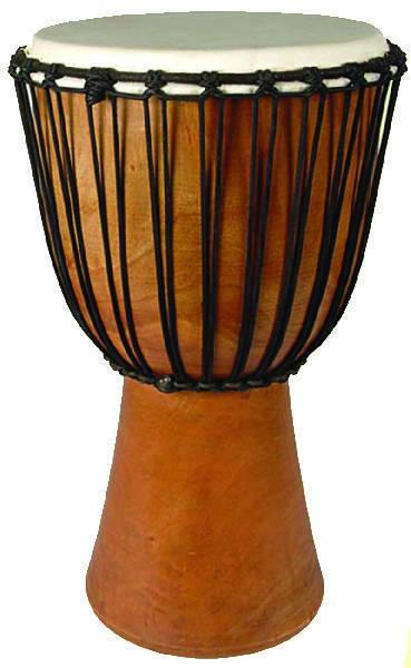 African Drums African Djembe Medium - Long & McQuade ...