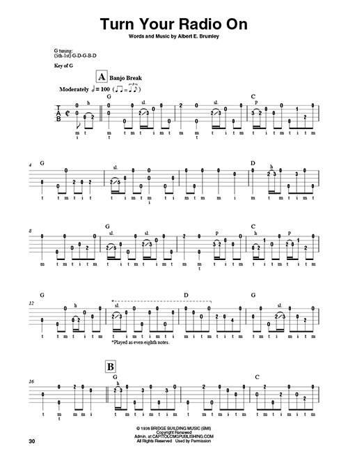 Hal Leonard Bluegrass Gospel: Banjo Play-Along Volume 7 - Banjo ...