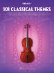 Hal Leonard - 101 Classical Themes for Cello - Book