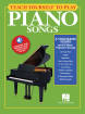 Hal Leonard - Teach Yourself to Play A Thousand Years & 9 More Popular Songs - Piano - Book/Media Online
