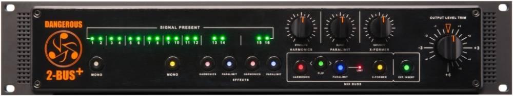 dangerous music 2 bus next generation 16x2 analog summing mixer long mcquade musical. Black Bedroom Furniture Sets. Home Design Ideas