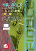 Mel Bay - Complete Fiddling Book - Duncan - Book/Video Online