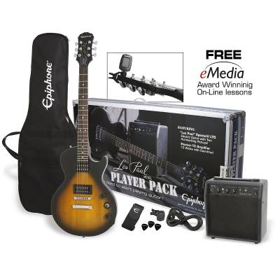 Les Paul Special II Player Pack - Vintage Sunburst