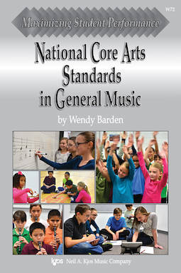 Maximizing Student Performance: National Core Arts Standards in General Music - Barden - Book