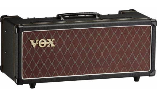 vox ac15 custom series head long mcquade musical instruments. Black Bedroom Furniture Sets. Home Design Ideas