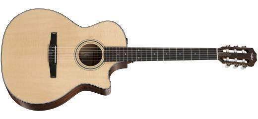 Grand Auditorium Nylon Sitka/Sapele Acoustic-Electric Guitar