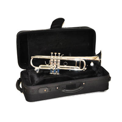 ETR520S - Sliverplated Trumpet