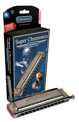 Super Chromonica - Key Of Bb