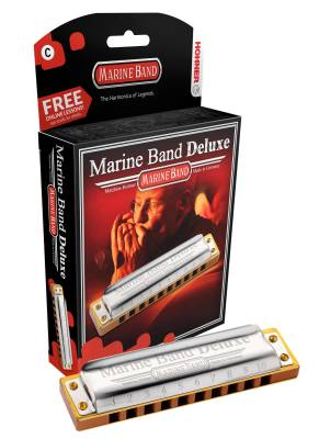 Marine Band Deluxe - Key Of A