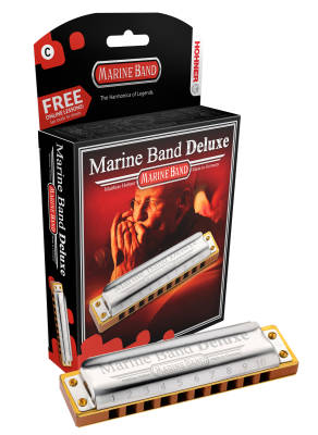 Marine Band Deluxe - Key Of B