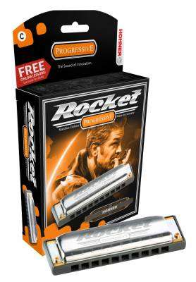 Rocket Harmonica - Key Of C
