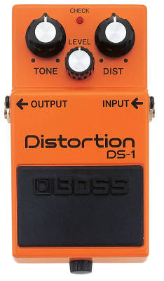 DS1 Distortion Pedal