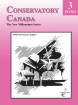 Conservatory Canada - The New Millennium Series - Grade 3 - Piano - Book