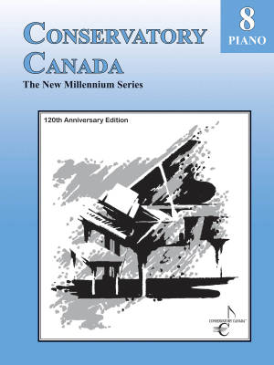 The New Millennium Series - Grade 8 - Piano - Book