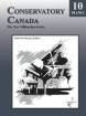 Conservatory Canada - The New Millennium Series - Grade 10 - Piano - Book
