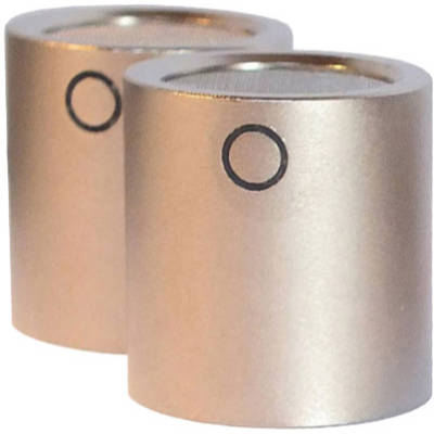 Matched Pair of Omni Capsules for RN17 Microphone