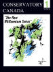 Conservatory Canada - The New Millennium Series - Grade 1 - Voice - Book