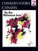 Conservatory Canada - The New Millennium Series - Grade 2 - Voice - Book