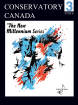 Conservatory Canada - The New Millennium Series - Grade 3 - Voice - Book