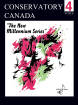 Conservatory Canada - The New Millennium Series - Grade 4 - Voice - Book