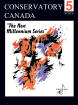 Conservatory Canada - The New Millennium Series - Grade 5 - Voice - Book