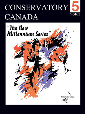 The New Millennium Series - Grade 5 - Voice - Book