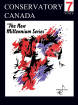 Conservatory Canada - The New Millennium Series - Grade 7 - Voice - Book
