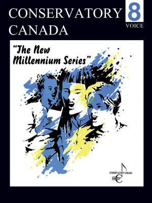 The New Millennium Series - Grade 8 - Voice - Book