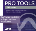 Avid - Pro Tools Ultimate 1-Year Software Updates & Support Plan - Renewal