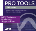 Avid - Pro Tools Ultimate 1-Year Software Updates & Support Plan