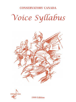Voice Syllabus - Book