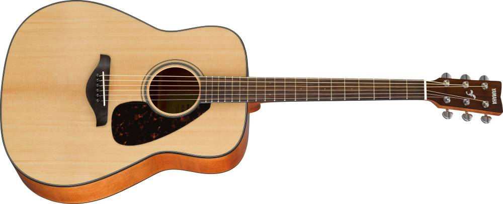 Yamaha fg800 spruce top acoustic guitar w gloss finish for Yamaha music school locations