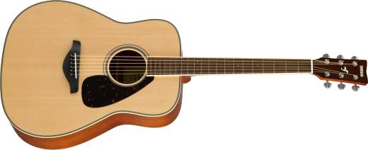 FG820 Dreadnought Spruce/Mahogany Acoustic Guitar