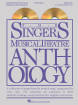 Hal Leonard - The Singers Musical Theatre Anthology Volume 6 - Walters - Soprano Voice - 2 CDs