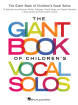 Hal Leonard - The Giant Book of Childrens Vocal Solos (Collection) - Voice/Piano - Book