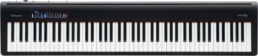 FP-30 Digital Piano w/Speakers - Black