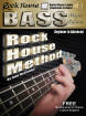 Hal Leonard - Rock House Bass Guitar Master Edition Complete - McCarthy - Bass Guitar TAB - Book/Media Online