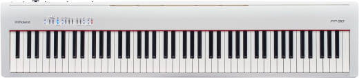 FP-30 Digital Piano w/Speakers - White