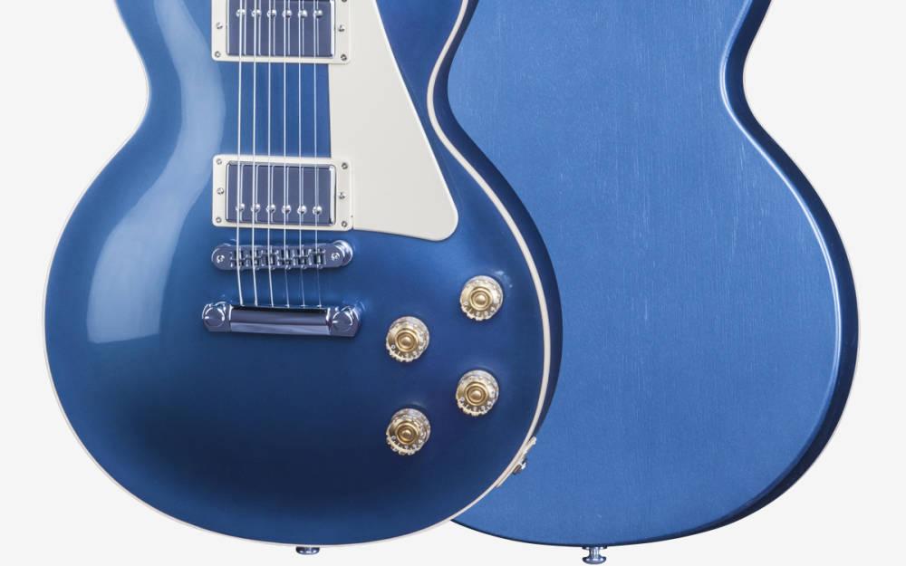 2016 Les Paul Standard HP - Blue Mist