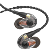 Westone Audio - Single Driver, Ambient Port In-Ear Monitors - Clear/Black