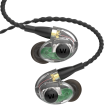 Westone Audio - Triple Driver, Ambient Port In-Ear Monitors - Clear/Black