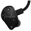 Fender - FXA2 Pro In-Ear Monitors - Metallic Black