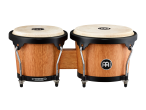 Meinl - Wood Bongos 6 3/4 &  8 - Super Natural