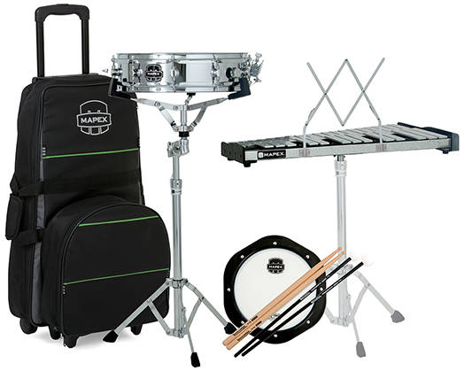 mapex mck1432dp education combo kit long mcquade musical instruments. Black Bedroom Furniture Sets. Home Design Ideas