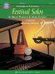 Kjos Music - Standard of Excellence: Festival Solos, Book 3 - Pearson/Elledge - Tuba - Book/Audio Online