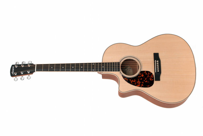larrivee lv 03r spruce rosewood acoustic guitar w cutout left handed long mcquade musical. Black Bedroom Furniture Sets. Home Design Ideas