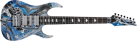 Ibanez - Passion and Warfare 25th Anniversary Limited Edition Guitar - Silver