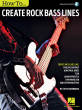 Hal Leonard - How to Create Rock Bass Lines - Gorenberg - Book/Audio Online