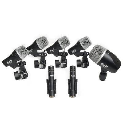7-Piece Drum Microphone Pack